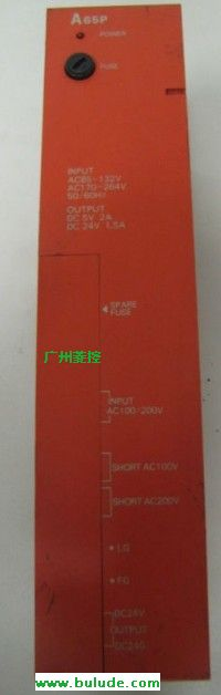 Mitsubishi Power supply module A65P
