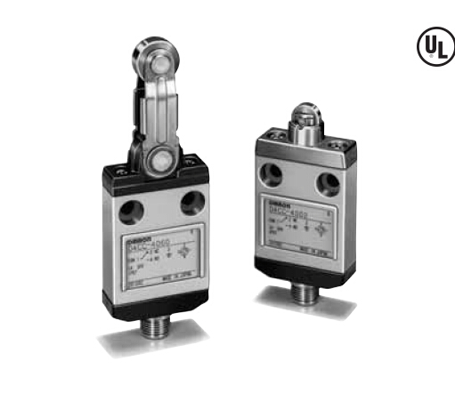OMRON Limit Switches D4CC-4002