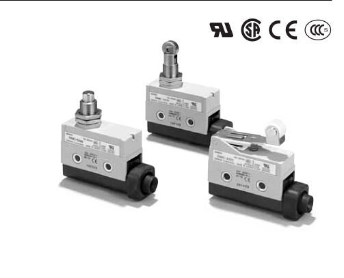 OMRON Limit Switches D4MC-2000