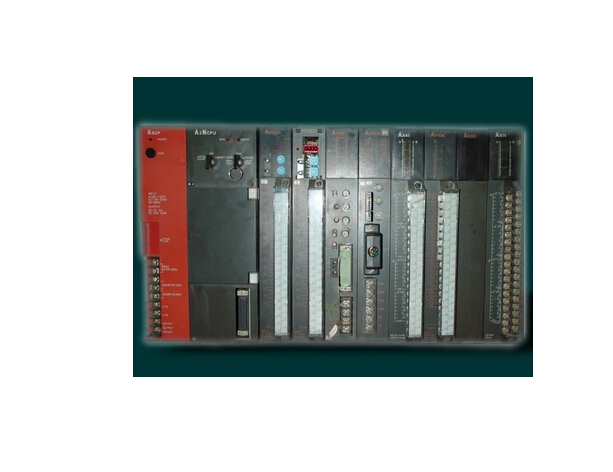 Mitsubishi Repeater unit for coaxial bus system A6BR10-DC