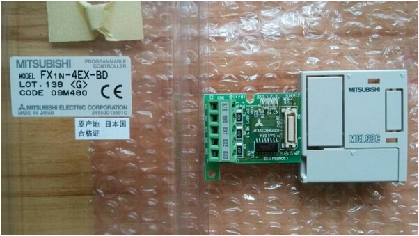 Mitsubishi Extension Adapter FX1N-4EX-BD