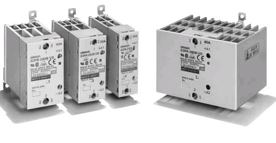 OMRON Solid State Relay G3PA-210BL-VD DC5-24