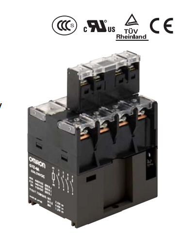 OMRON Power Relay G7Z-4A-20Z