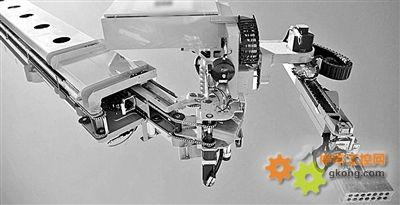 The first fully automated bricklaying robots available