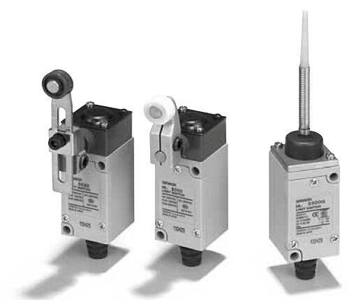 OMRON Limit Switches HL-W2155