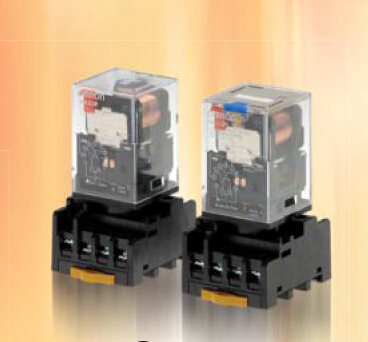 OMRON General Purpose Power Relay MKS1XTIN-10
