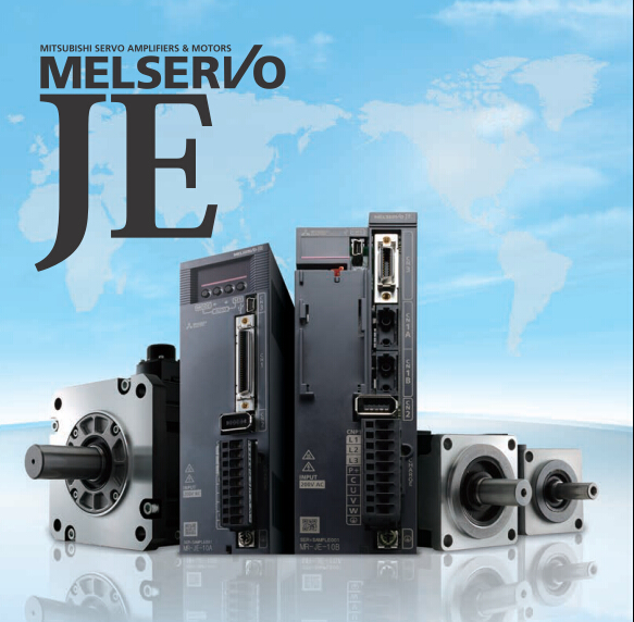 Mitsubishi Servo amplifier MR-JE-70A