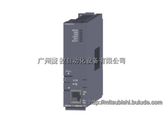 Mitsubishi Built-in Ethernet type CPU Q03UDECPU