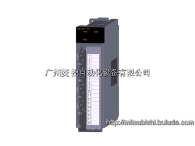 Mitsubishi Analog Voltage/current input Module Q64AD-GH