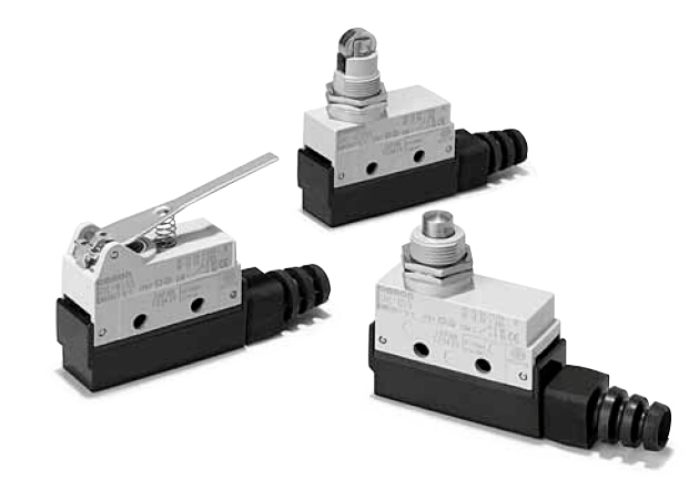 OMRON Limit Switches SHL-W255-01L4MR