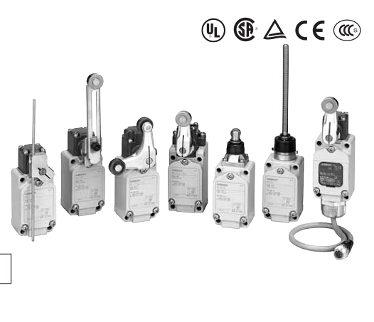 OMRON Limit Switches WLGCA2-140LD2