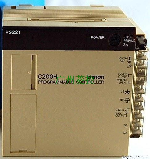 OMRON Power Supply Module C200H-PS221
